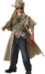 California Costumes Toys Zombie Hunter, Medium